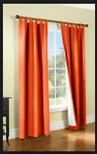 "THERMALOGIC Weathermate Insulated Cotton Curtain Panel 7323985 NEW 80"" X 63"""