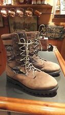 Cabelas Insulated Gortex Mens leather boots size 14 D #81-2395