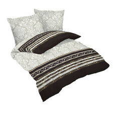Rococo - SoulBedroom 100% Cotton Bed Linen Set (Duvet Cover & Pillow Cases)