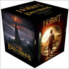 The Hobbit and Lord of the Rings Complete Gift Set by J. R. R. Tolkien (CD-Audio
