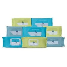 """Cardinal Health Personal Cleansing Cloth, Flushable, Fragrance Free, 9"""" x 13"""""""