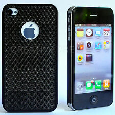 Ultra Thin Aluminum Case Cover PROCASE for iPhone 4 4S sleek w/ lcd screen prot
