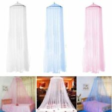 Midges Bed Dome Canopy Netting Home Round Lace Mesh Curtain Mosquito Net YK