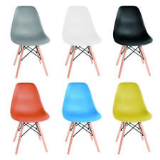 Eames inspired Eiffel Retro DSW DSR Plastic Dining Office Lounge Chair Panton