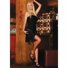 New Adult toys Black Diva Dress (one-size)