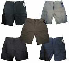 Nice Men's Cargo Shorts 6 Pockets Black Navy Khaki Olive Grey  32 34 36 38 40