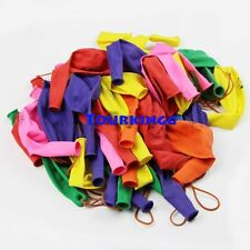 Latex Punch balloons for party&kids Mulit colored Birthday setting 30/60/90pcs