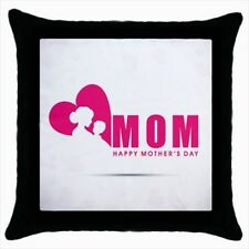 Happy Mothers Day Throw Pillow Case
