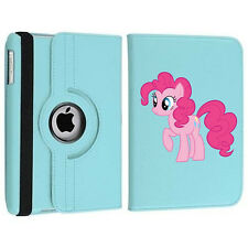 My Little Pony Pinkie Pie 360 Rotating Birthday Gift Case Cover iPad mini 1 2 3