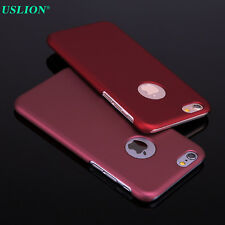 Luxury Ultra Slim Matte frosted Hard Plastic Cover Case For iPhone 6 6s 7 Plus
