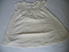 Girls NEXT CREAM Dress Various Sizes (LAST FEW REDUCED)