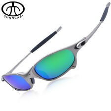 SUNNCARI Men Polarized Cycling sunglasses Alloy Frame Sport Riding Eyewear CP3-1