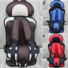 Mutil-color Baby Car Seat Toddler Convertible Booster Portable Safety Chair SPCA