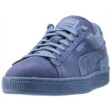 Puma Suede Classic Emboss Womens Trainers Purple New Shoes