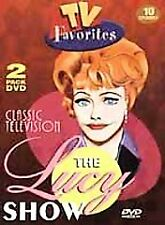 THE LUCY SHOW TV FAVORITES 2 PACK DVD 10 EPISODES