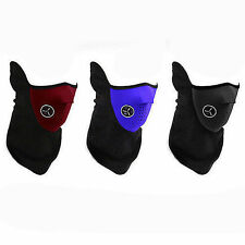 Eulogize Ski Snowboard Motorcycle Bike Winter Sport Face Mask Neck Warmer Warm D