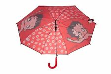 betty boop full size walking umbrella with two different Betty Boop pictures New
