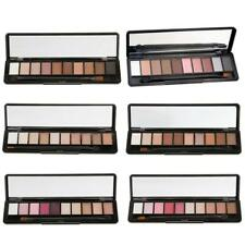 10 Color Shimmer Matte Eyeshadow Powder Makeup Cosmetic Eye Shadow Shade Palette
