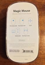 Genuine Apple Magic Wireless Laser Multi-Touch Mouse MB829LL/A Model A1296 NEW