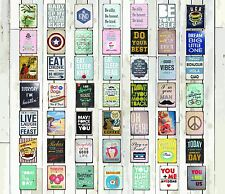 Vintage Style Rustic Metal Plaques / Retro Advertising Reproduction Tin Signs