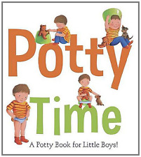 Potty Time for Boys, Good Condition Book, , ISBN 9781445463599