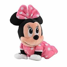 Musical Minnie Mouse Touch N Crawl Baby Disney Toy Toddler Talking Fisher Price