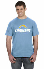 Los Angeles Chargers 2017! NFL Graphic T- Shirt Men