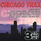 Chicago Trax: Ultimate House Collection [Box] by V/A (CD, Sep-1997) Brand New