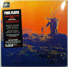 SEALED 12″ LP Pink Floyd Soundtrack From The Film More 2016 Pink Floyd Record...