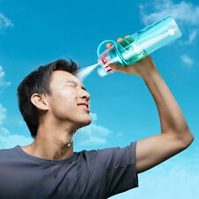 New Creative Sports Spray Water Bottle for Outdoor Bicycle Cycling Sports Gym...