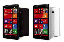 "Nokia Lumia Icon 929 32GB 4G LTE 20MP 5.0"" Smartphone Unlocked Verizon Original"