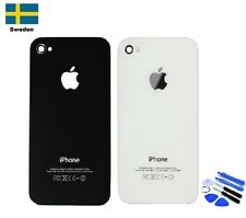 For iPhone 4 Back Battery Cover Door Rear Glass Replacement