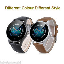 Bluetooth Smart Watch Phone Mate Touch Screen Heart Rate Monitor For Android IOS