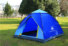 2 Person Camping Pop Up Tent Waterproof Hydraulic Automatic Outdoor Hiking Ten