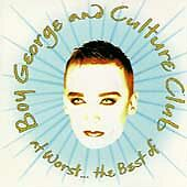 At Worst...The Best of Boy George and Culture Club by Culture Club (CD, Oct-1993