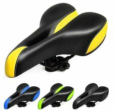 New Mountain Bike Bicycle Cycle Comfort Gel Pad Cushion Cover for Saddle Seat