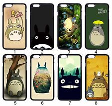 DIY Anime My Neighbor Totoro Scenery For Apple iPhone iPod & Samsung Galaxy Case