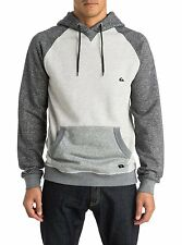 Quiksilver Rio Negro Pullover Hoody in Light Grey Heather
