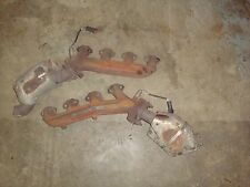 5.0 FORD FACTORY V8 EXHAUST MANIFOLDS