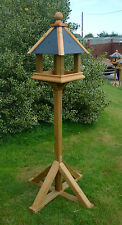Slate Roof PREMIER PYRAMID Bird Table/Feeder/House (2nd quality)