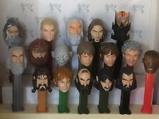 PEZ - Lord of the Rings / Hobbit - Choose Character from Menu - Use for Crafts