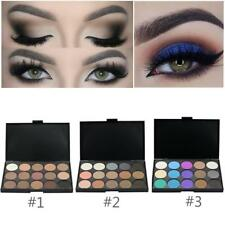 15 Colors Eyeshadow Natural Smoky Cosmetic Eye Shadow Palette Make Up Set