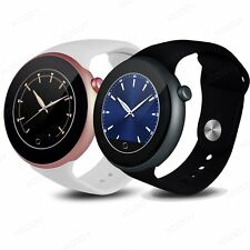Waterproof Smart Watch Bluetooth Heart Rate Phone Mate Tracker For Android iOS