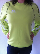 MuSt HaVe ADIDAS Jumper sweater hoody citrus yellow Jumper XS