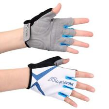 Fingerless Sports Cycling Bicycle Gloves Amara Half Finger Gel Palm Silicone