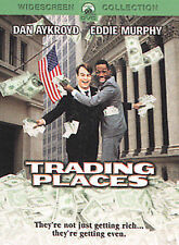 Trading Places (DVD) with Dan Aykroyd and Eddie Murphy