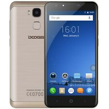 """5.5"""" Doogee Y6C Android 4G Smart Phone MTK6737 Quad Core 8.0MP Front Camera 16G"""