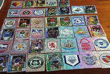 Choose from 41 different Badges/Star players. Panini Championship 2010
