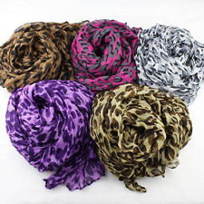 NEW Crinkle Plain/Tie Dye Long Maxi Scarf Hijab Shawl Various Colours & Desins