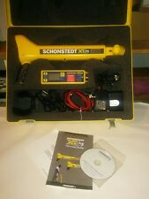 Schonstedt XT PC 82 Pipe and Cable Locator with Hard Case